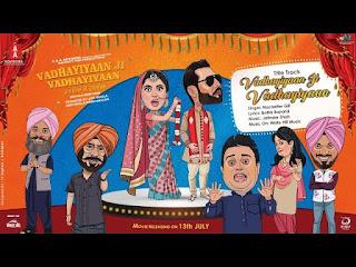 Vadhaiyan Ji Vadhaiyan Download Full HD Video Nachattar Gill