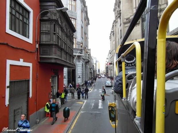 Lima, Turibus
