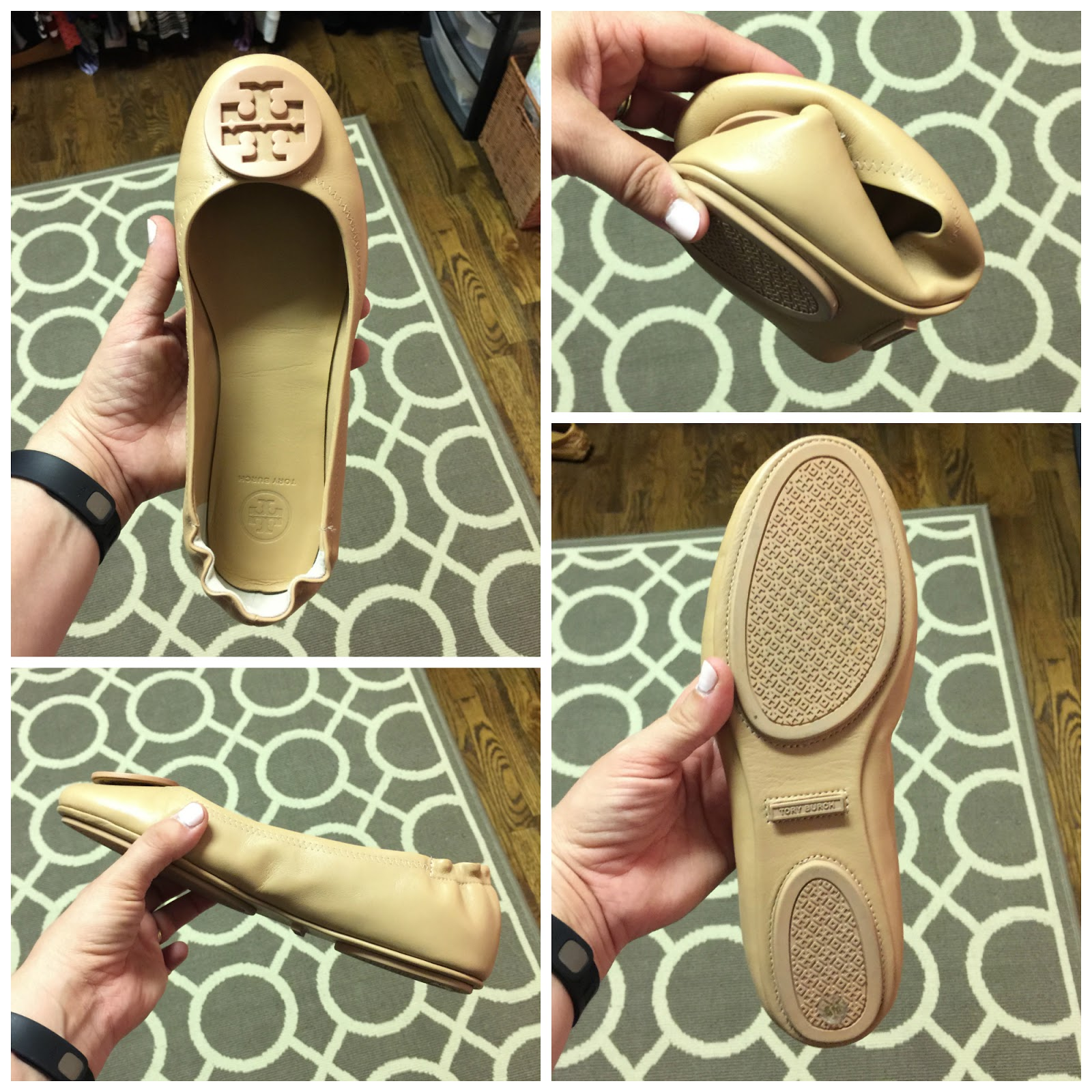 7471c10eb776af The Perfect Catch  Why The Tory Burch Travel Flat is So Much Better ...