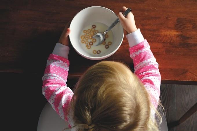 Ketika Anak Susah Makan Saat Bersama Ibunya