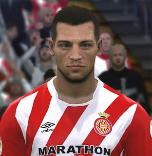 PES 2017 Faces Álex Granell by ABW_FaceEdit