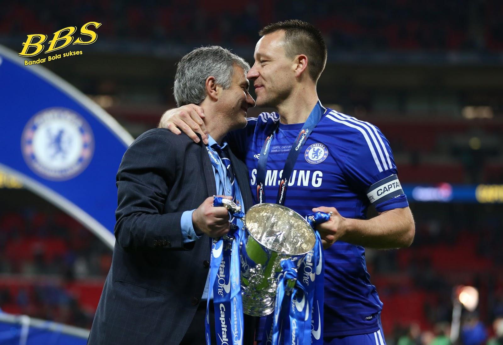 John Terry, Jose Mourinho