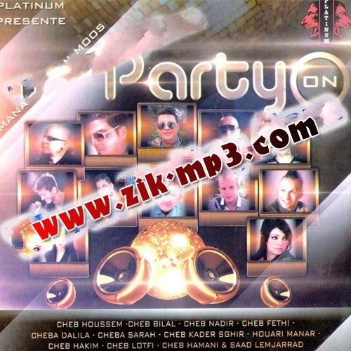Compilation Rai - Party On 2014