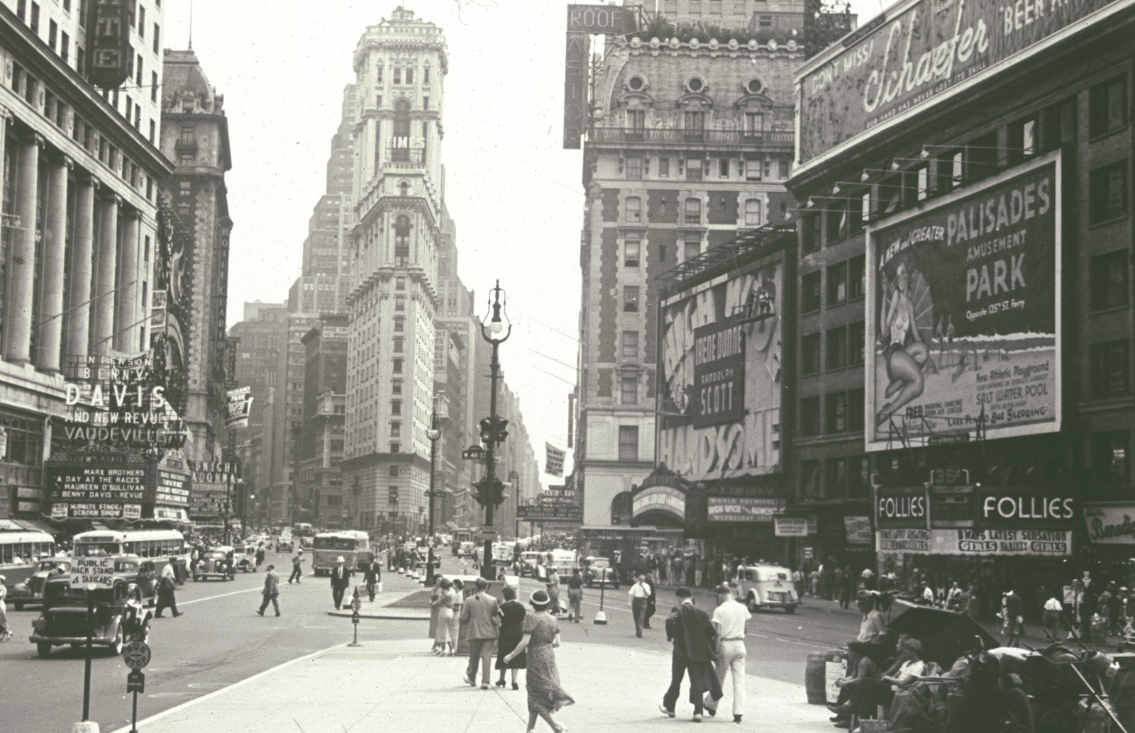 27 rare and amazing photographs of new york city in 1938