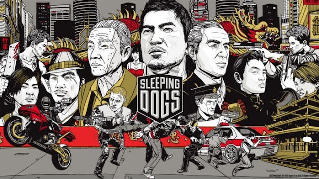 Download Sleeping Dogs Full Repack