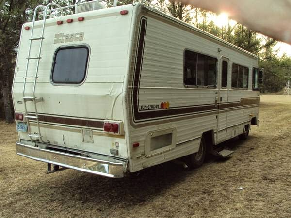 used rvs part only 1982 winnebago itasca sun cruiser motorhome for sale by owner. Black Bedroom Furniture Sets. Home Design Ideas