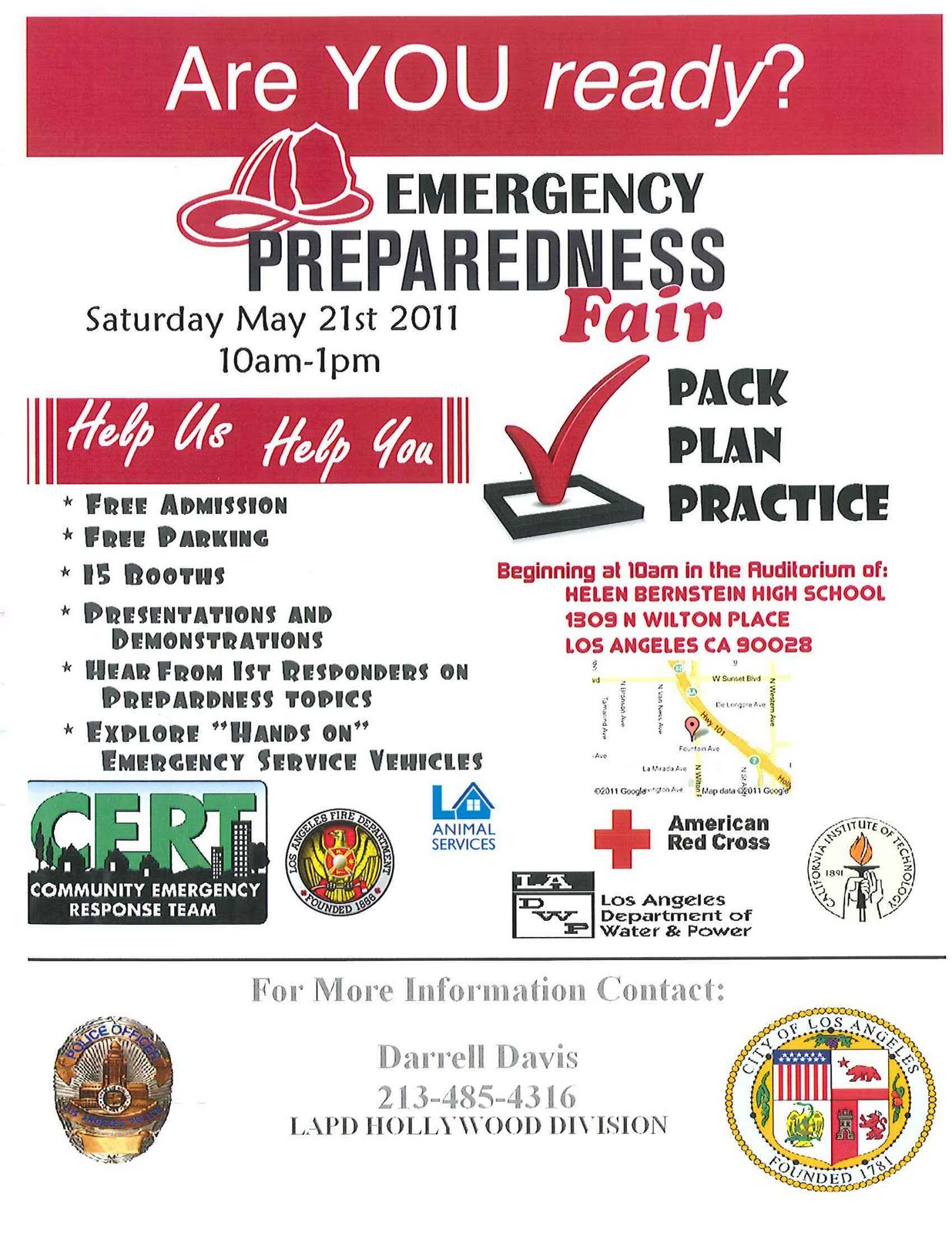 Pandemic Preparedness Plan Template  checklist http