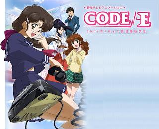 Code-E – Todos os Episódios