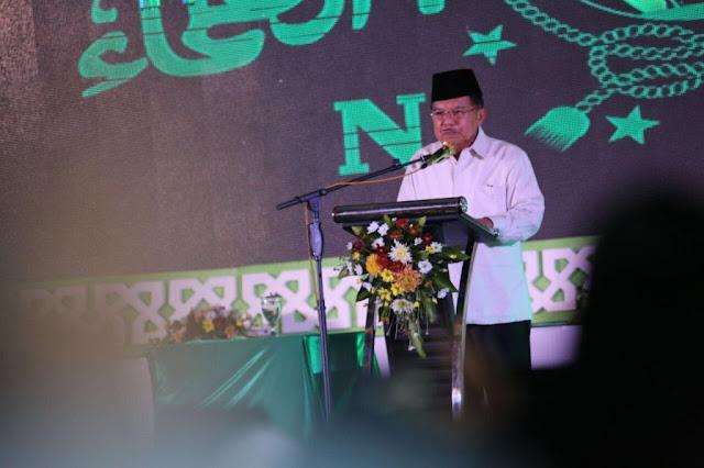 Jusuf Kalla - Munas-Konbes NU 2017