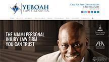 Yeboah Law Group, PA - Miami Personal Injury Law Firm