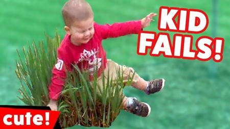 Funniest Kid Fails Compilation April 2017