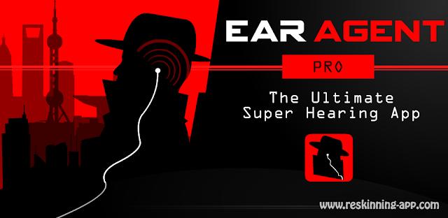 اليك تطبيق Ear Agent لتجسس وسماع كل من حولك بدون علمهم