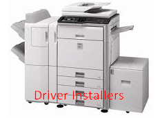 Sharp MX-4101N Driver Download and Installers