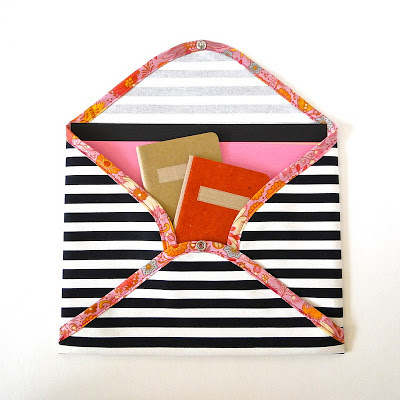 image fabric envelope stripe