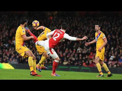 [HIGHLIGHT] Arsenal 2 – 0 Crystal Palace
