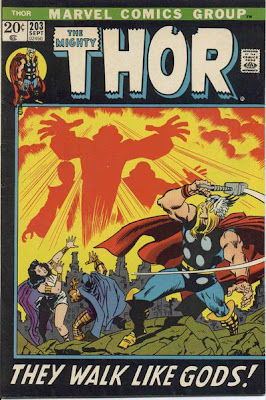 Mighty Thor #203