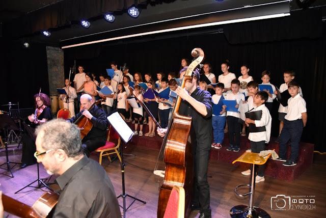 Άργος: Με μεγάλη επιτυχία η συναυλία από την ορχήστρα εγχόρδων «SINFONIETTA ΑΘΗΝΩΝ»