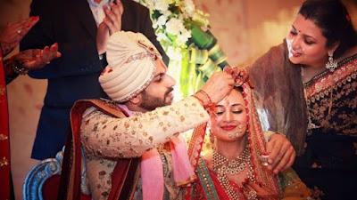 Divyanka-Tripathi-and-Vivek-Dahiya-wedding