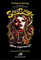 [Live Report] Samsara Blues Experiment, Hogg, High Noon, Welcome Home @ Thessaloniki, 15/01/2012