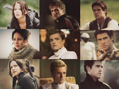 The Hunger Games: Mockingjay - Part 1 / ハンガー・ゲーム:FINALレジスタンス ~カットニスとピータとゲイルの三章
