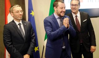 Italy-Austria Alliance