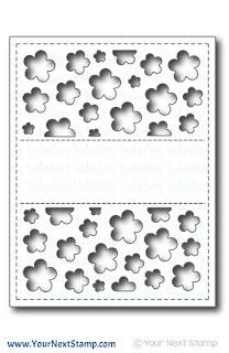 Flower Panel Die