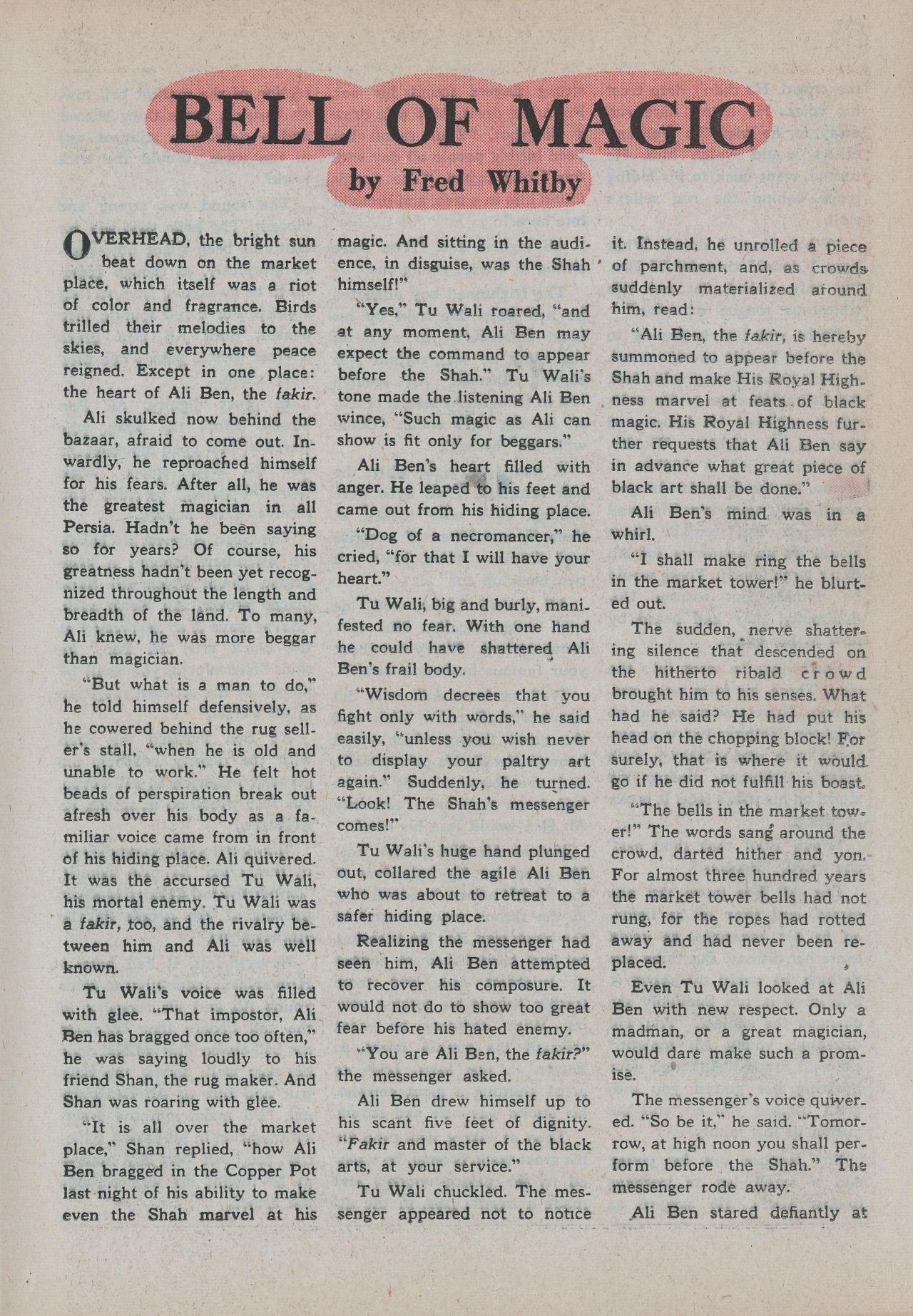 Read online Detective Comics (1937) comic -  Issue #108 - 31