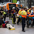 Barcelona train crash - scores injured as rush-hour service ploughs into station