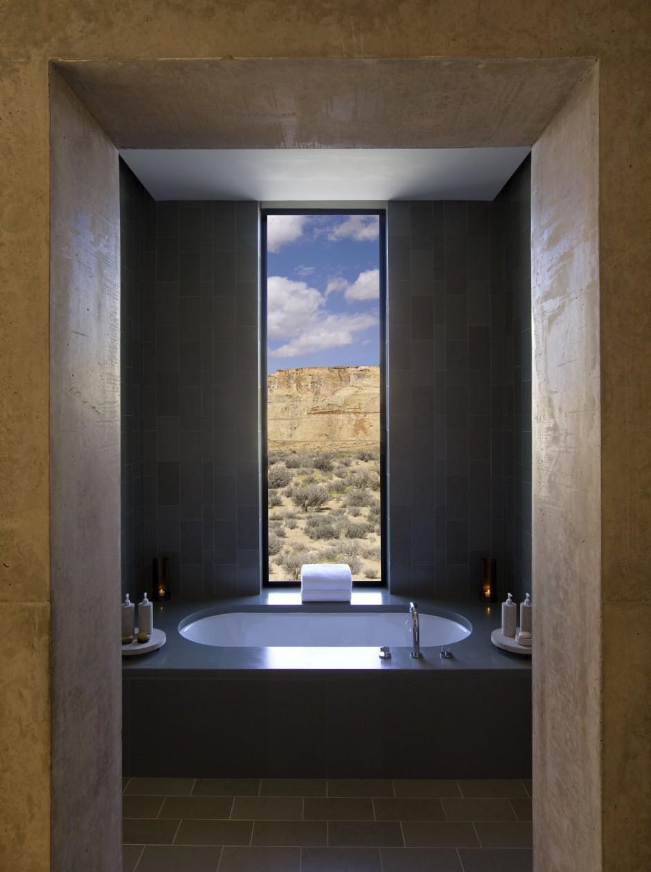 Real life is elsewhere the amangiri resort spa for Design hotel utah