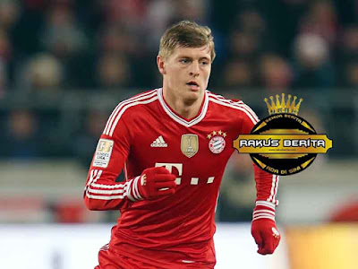 Penyebab Kepindahan Kroos Adalah, Bayern Tidak Ingin Membayar Toni Lebih Dari 10 Juta Euro
