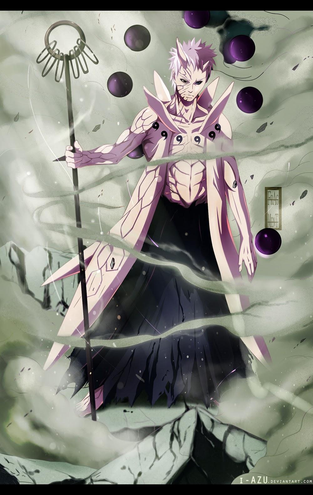 Obito Mode Rikudou