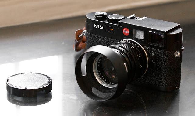 Fotografia della Leica M9 con il Leica Summilux 50mm f1.4