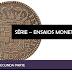 CRUZ LATINA 1695 - Série Ensaios Monetários