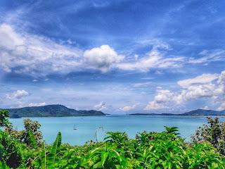 Panwa beaches,AoYon