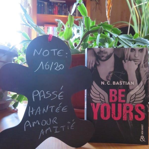 Be yours de N.C. Bastian