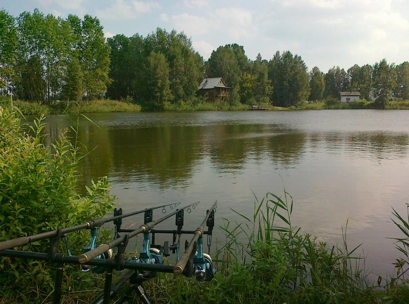 бесплатная рыбалка в кемеровской области