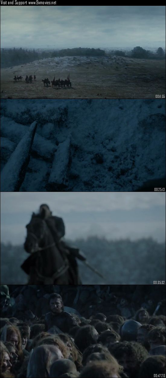 Game of Thrones S06E09 HDTV 720p