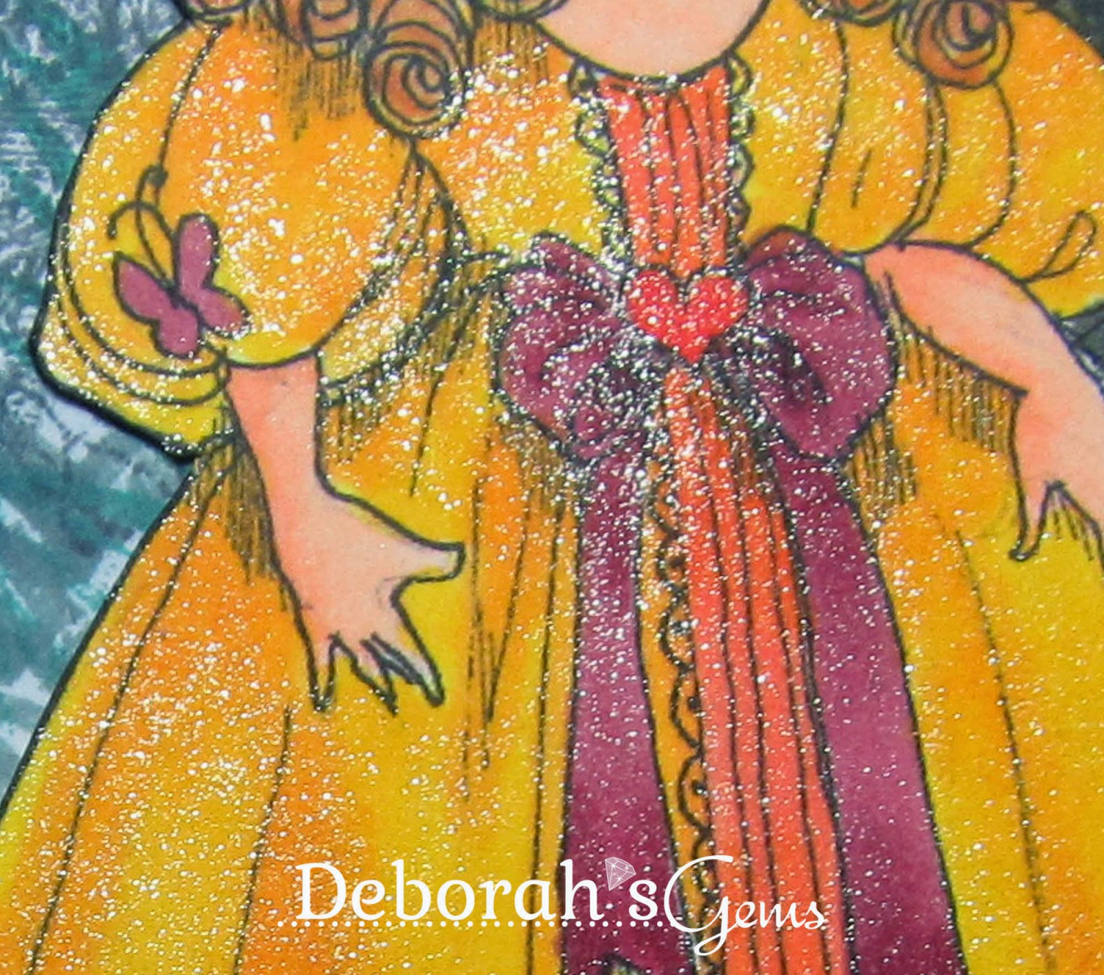 Beauty & The Beast detail - photo by Deborah Frings - Deborah's Gems