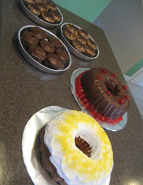 Duncan Hines Dark Chocolate Fudge Pound Cake Recipe