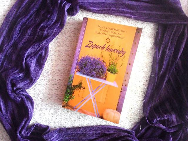 """""""Naucz mnie, jak mam ci okazywać miłość, która rozsadza moje serce"""" - recenzja książki pt.""""Zapach lawendy"""""""