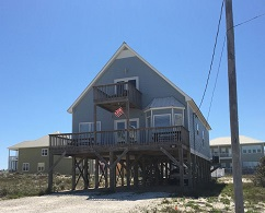Gulf Shores AL Condominium, Beach Vacation Home