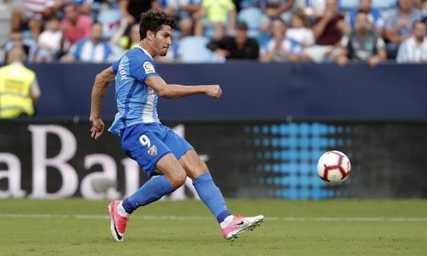 Málaga, Blanco Leschuk sufre una luxación tipo I en el hombro izquierdo