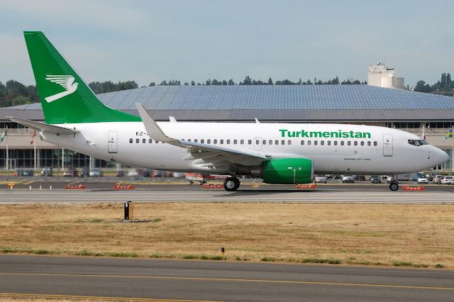 Ankara - Türkmenistan Uçak Bileti
