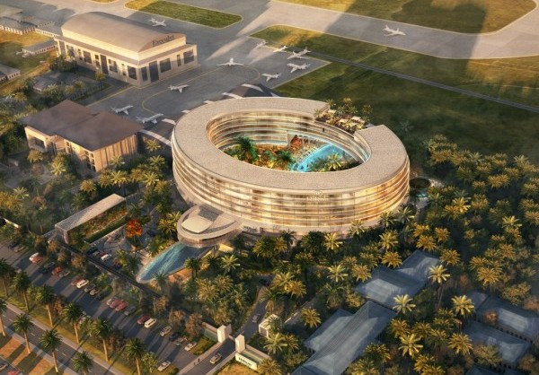 """Murtala Muhammed International Airport Location for New Hilton Hotels & Resorts Property as Hilton Doubles its Presence in Africa   LAGOS, Nigeria, October 4, 2016/ -- Hilton (NYSE:HLT) (www.HiltonWorldwide.com) has announced the signing of a management agreement with Quality Inspection & Testing Services Limited to open a 350 guest-room and suite hotel at Lagos' Murtala Muhammed International Airport, Nigeria. The hotel, which was signed at AHIF 2016 in Rwanda, is set to open in 2023 and joins Hilton's growing African portfolio of more than 80 properties trading or in the development pipeline, which will see Hilton more than double its presence across Africa in the next 3-5 years.  """"With a population of more than 16 million, Lagos is the seventh-fastest growing city in the world and the second largest in Africa, with much of the nation's wealth and economic activity concentrated here,"""" said Patrick Fitzgibbon, senior vice president, development, EMEA, Hilton Worldwide. """"Strong growth is forecasted in both domestic and international travellers using Murtala Muhammed International Airport, so this exemplary new hotel will be well placed to meet traveller's needs, offering an unparalleled level of design, comfort and service.""""  The hotel will be situated within close proximity to Ikeja, the capital of Lagos State, as well as the passenger terminals at Murtala Muhammed International Airport, which service travellers flying to hundreds of destinations around the world.  Mr Sam Iwuajoku, Chairman and CEO of QUITS, said: """"The signing of the agreement to open Hilton Lagos Airport is testament to a period of exciting growth and development for Lagos. Our plans to build an exceptional hotel at the international airport will revolutionise the traveller experience and also offer a state-of-the-art choice for conferences, meetings and events. We look forward to a very successful collaboration with Hilton Worldwide on this outstanding development.""""  Hilton Lagos Airport will com"""