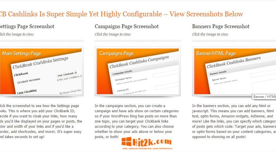 CB Cashlinks 2.0 Crack WordPress Plugin Free Download