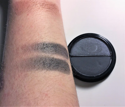 e.l.f. Day to Night Smoky Kit darks swatches