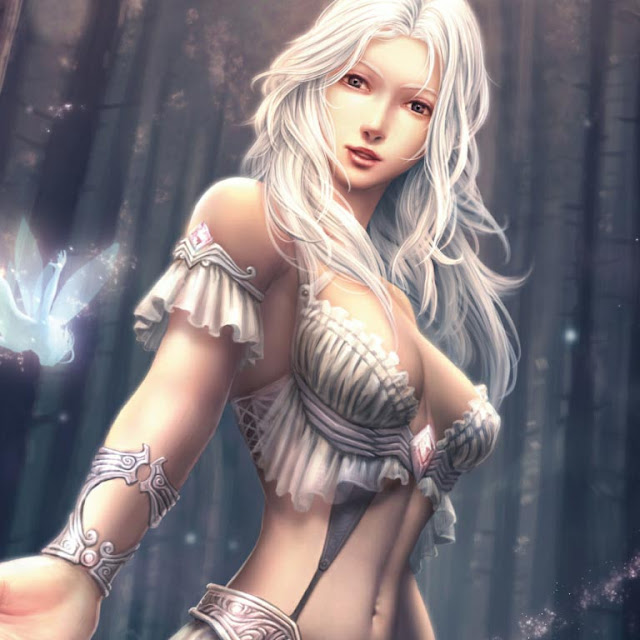 Fantasy - Women 3.0 Wallpaper Engine