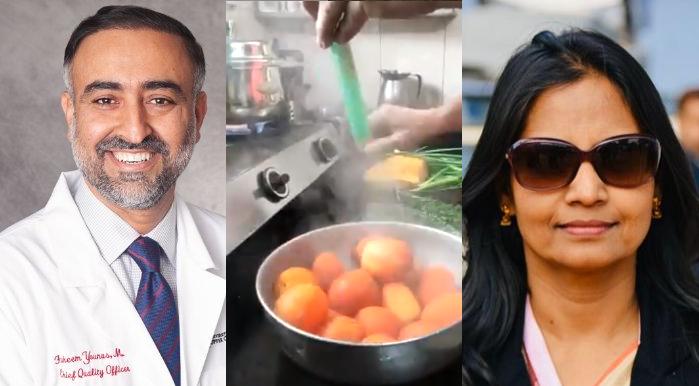 Indian Jugaad to sterilise vegetables Incredible India Faheem Younus, MD vs Supriya Sahu IAS