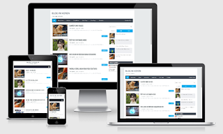 Download Template Premium Gratis SEO Dan Responsive