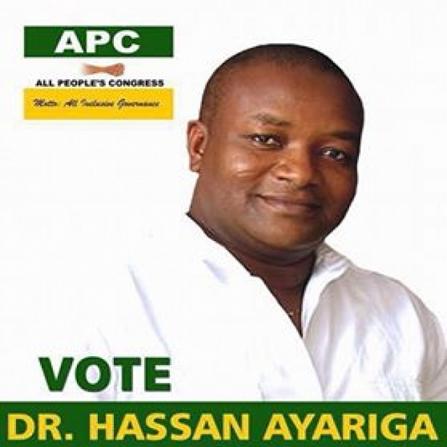Hassan Ayariga, APC Flagbearer wins case against EC [Video]